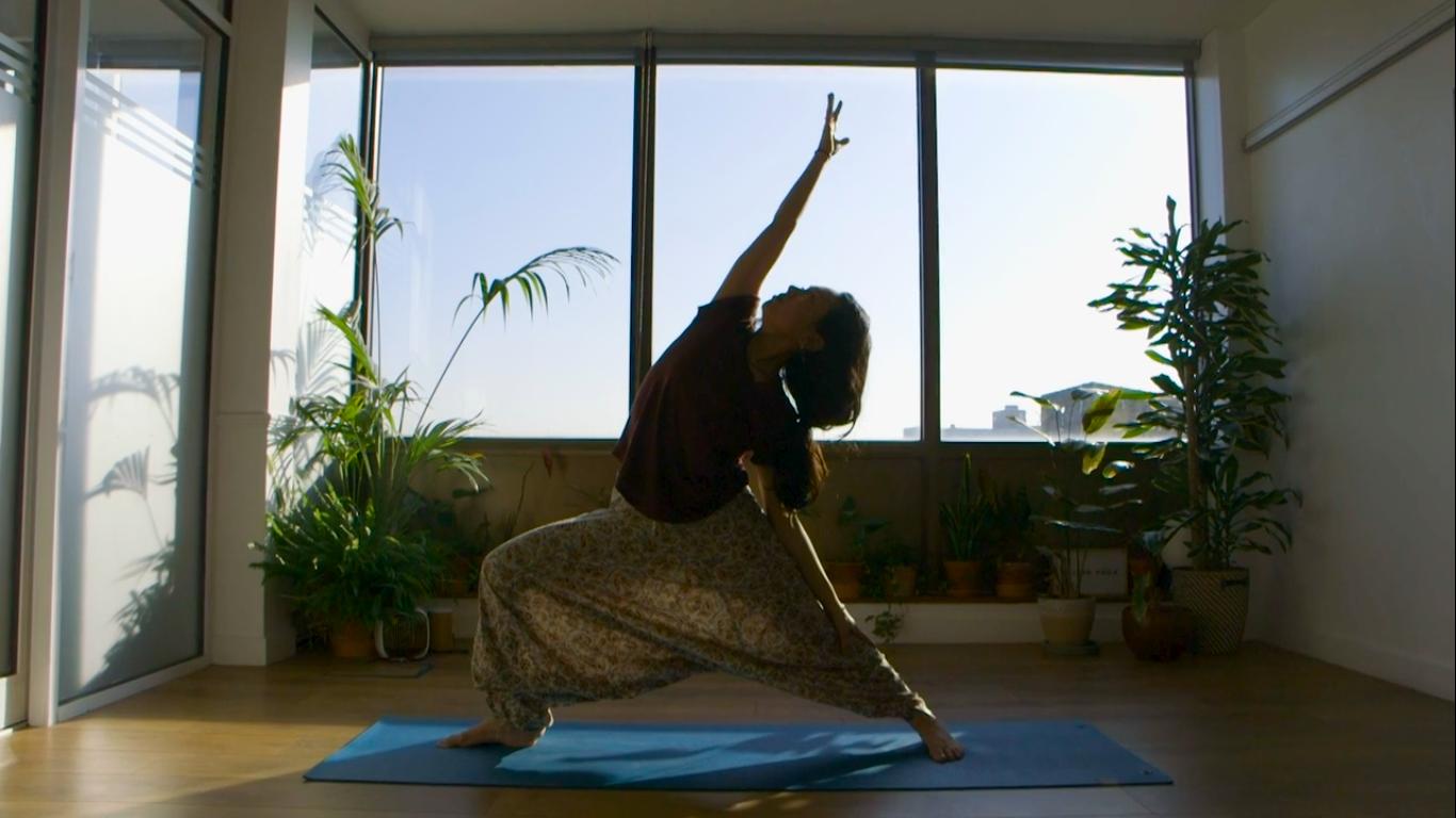 yoga documentary