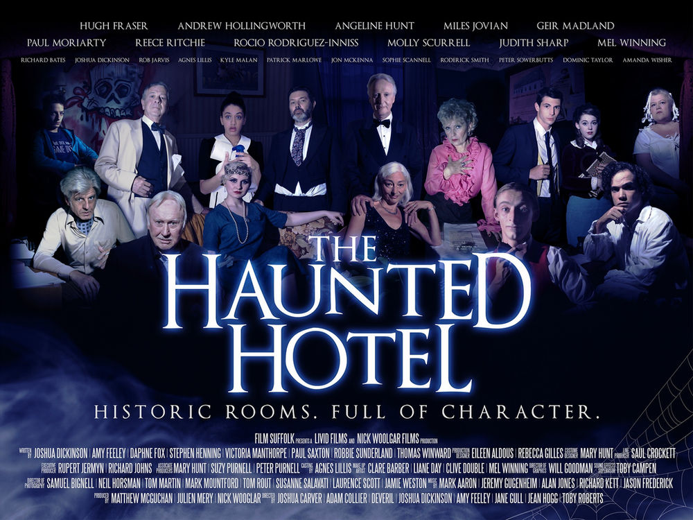 The Haunted Hotel Film